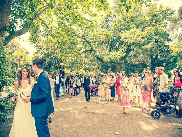 Le mariage de Florian et Maelle à Montpellier, Hérault 28