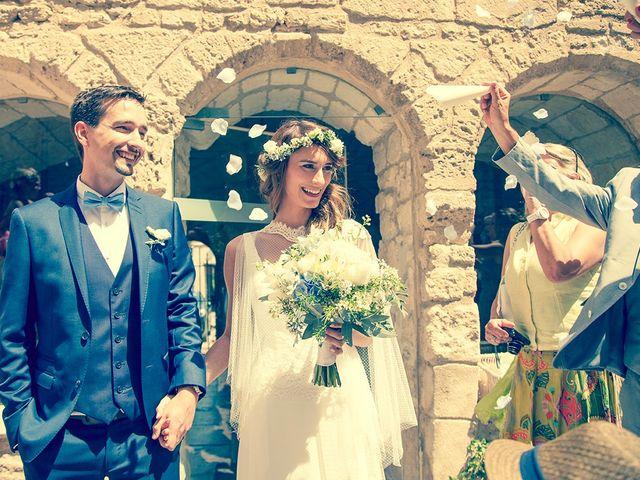 Le mariage de Florian et Maelle à Montpellier, Hérault 35
