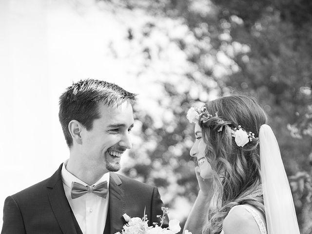 Le mariage de Florian et Maelle à Montpellier, Hérault 56