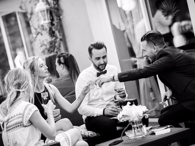 Le mariage de Anthony et Sabrina à Cannes, Alpes-Maritimes 32