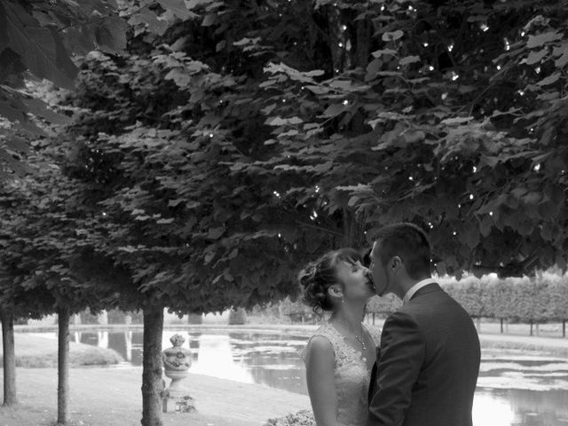 Le mariage de Romain et Ludivine à Montabard, Orne 5