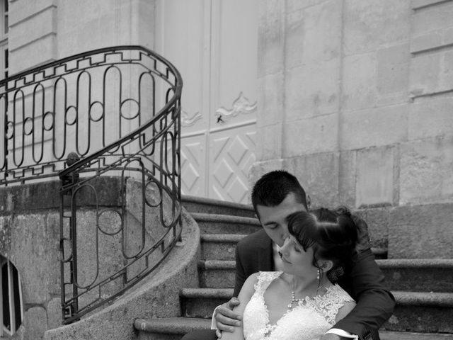 Le mariage de Romain et Ludivine à Montabard, Orne 8