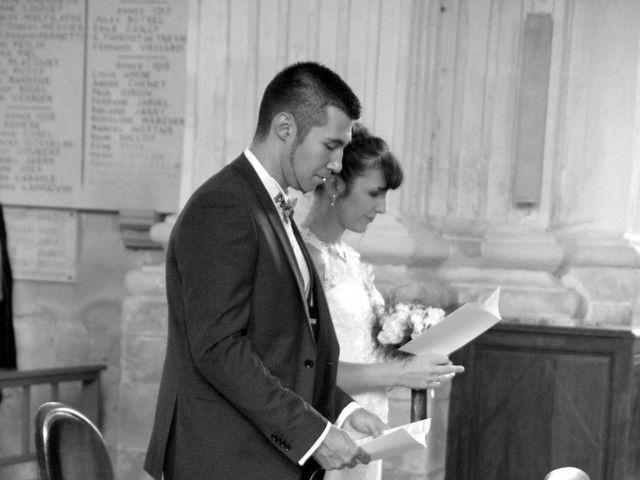 Le mariage de Romain et Ludivine à Montabard, Orne 10