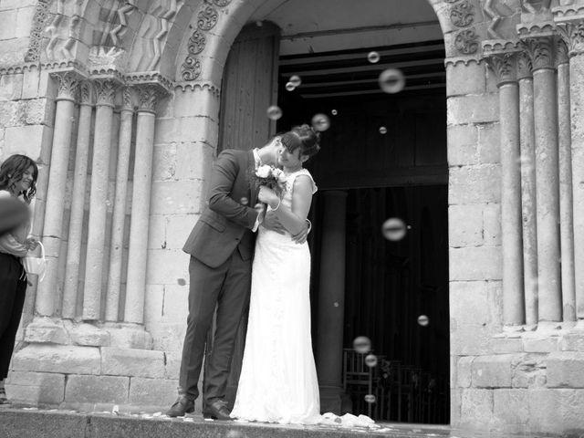 Le mariage de Romain et Ludivine à Montabard, Orne 12