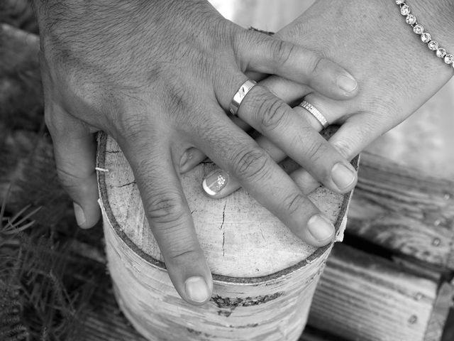 Le mariage de Romain et Ludivine à Montabard, Orne 19
