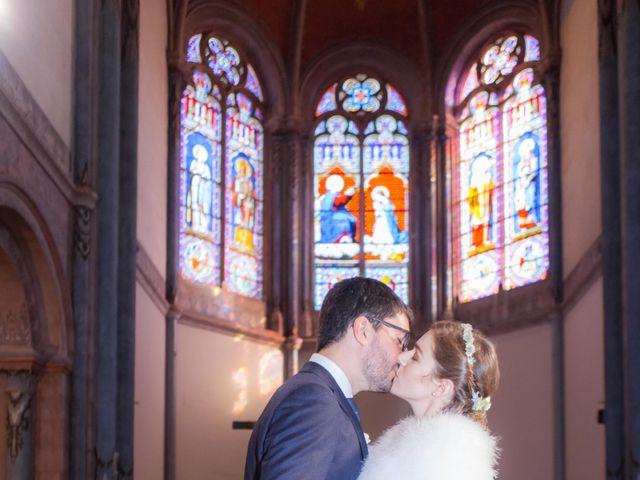 Le mariage de Grégoire et Camille à Niort, Deux-Sèvres 63