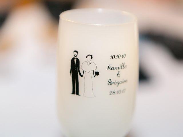 Le mariage de Grégoire et Camille à Niort, Deux-Sèvres 108