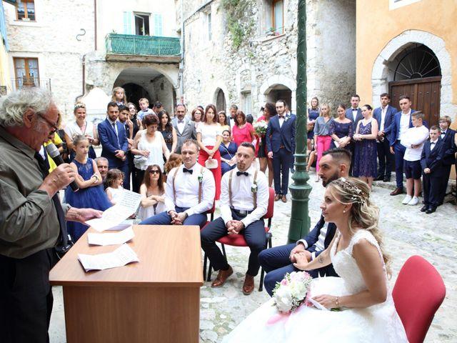 Le mariage de Thomas et Angélique à Menton, Alpes-Maritimes 7