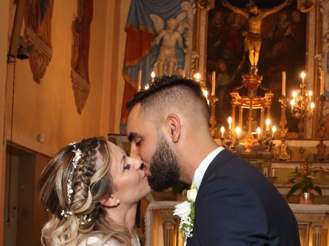 Le mariage de Thomas et Angélique à Menton, Alpes-Maritimes 8