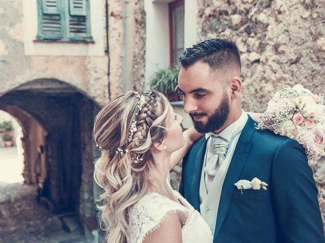 Le mariage de Thomas et Angélique à Menton, Alpes-Maritimes 12
