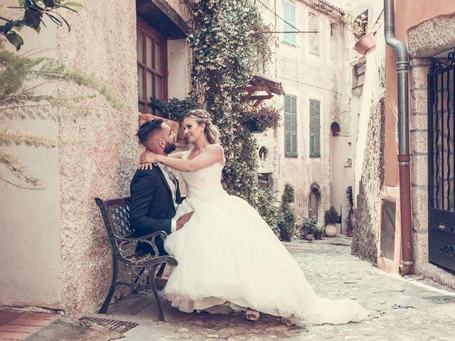 Le mariage de Thomas et Angélique à Menton, Alpes-Maritimes 13