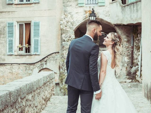 Le mariage de Thomas et Angélique à Menton, Alpes-Maritimes 14
