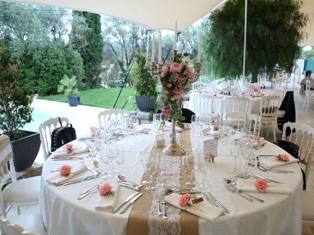 Le mariage de Thomas et Angélique à Menton, Alpes-Maritimes 26