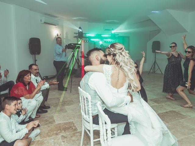 Le mariage de Thomas et Angélique à Menton, Alpes-Maritimes 37