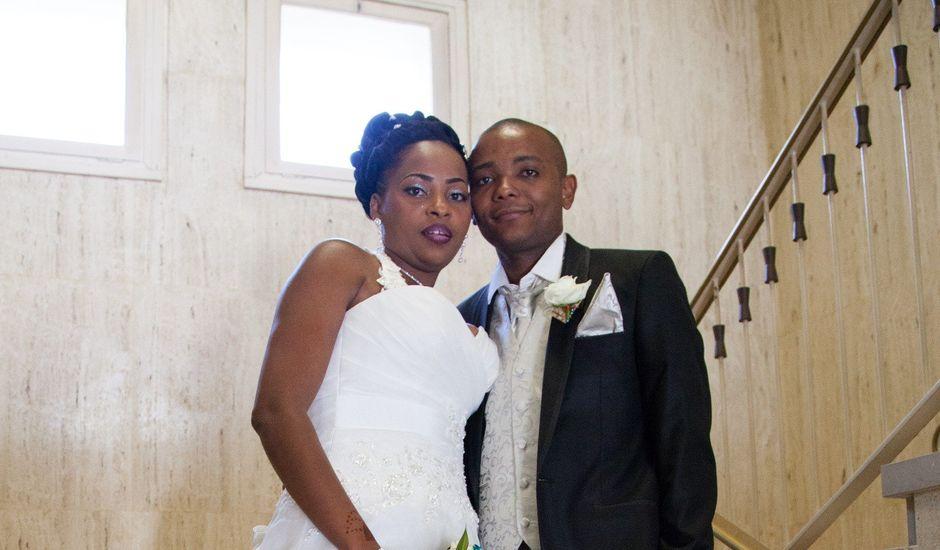 Le mariage de Bahati et ASSANI à Ruelle-sur-Touvre, Charente