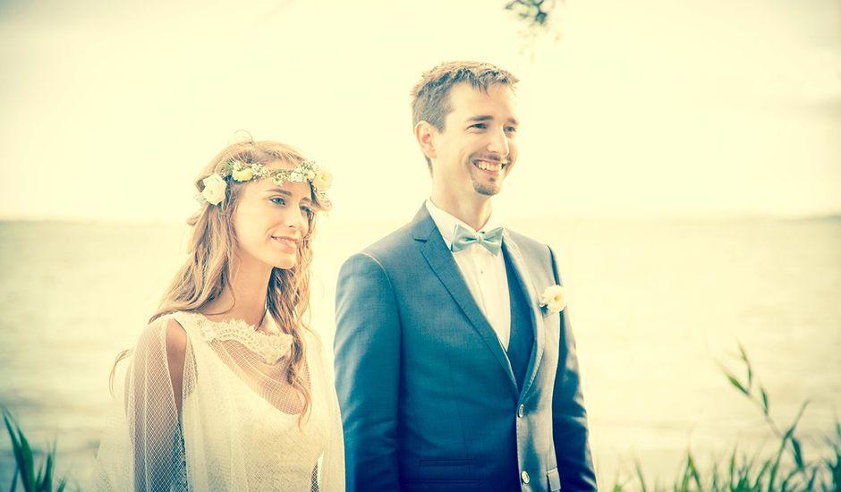 Le mariage de Florian et Maelle à Montpellier, Hérault