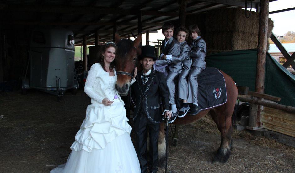 Le mariage de Daniel et Laetitia à Trieux, Meurthe-et-Moselle