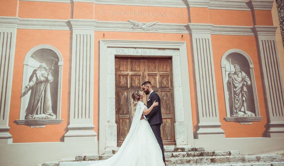 Le mariage de Thomas et Angélique à Menton, Alpes-Maritimes