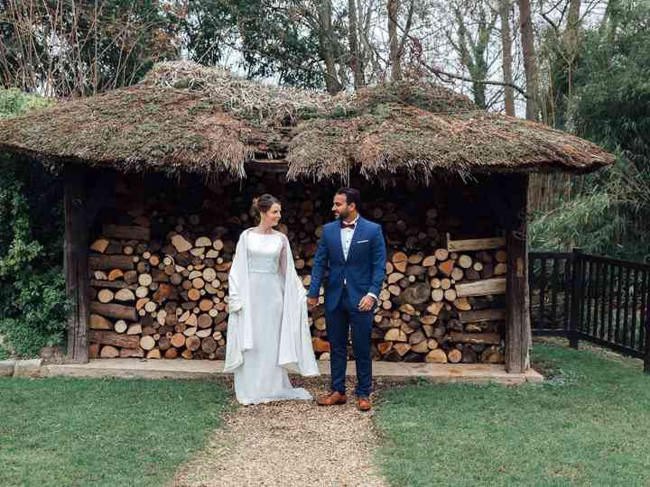 Le mariage de Aude et Ramy