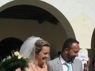 Le mariage de Christelle et Frédéric 1