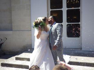 Le mariage de Christelle et Frédéric