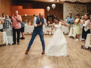 Le mariage de Franck et Laura