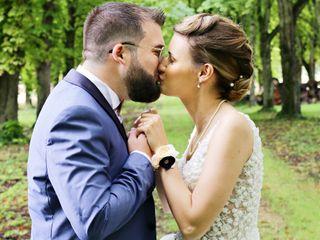 Le mariage de Camille et Valentin
