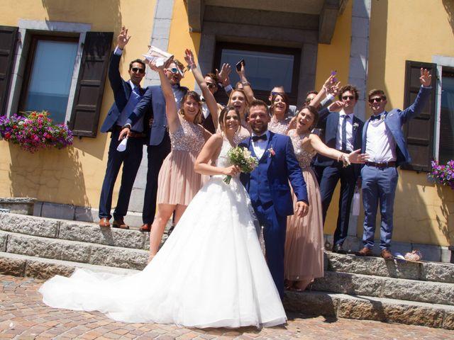 Le mariage de Maxence et Maïlys à Thonon-les-Bains, Haute-Savoie 18