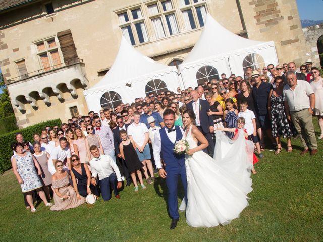 Le mariage de Maxence et Maïlys à Thonon-les-Bains, Haute-Savoie 34