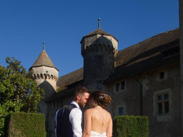 Le mariage de Maxence et Maïlys à Thonon-les-Bains, Haute-Savoie 62