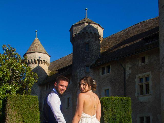 Le mariage de Maxence et Maïlys à Thonon-les-Bains, Haute-Savoie 63