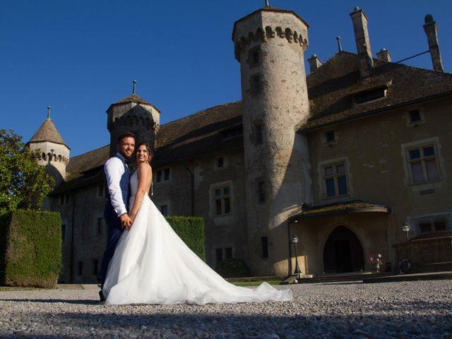 Le mariage de Maxence et Maïlys à Thonon-les-Bains, Haute-Savoie 64