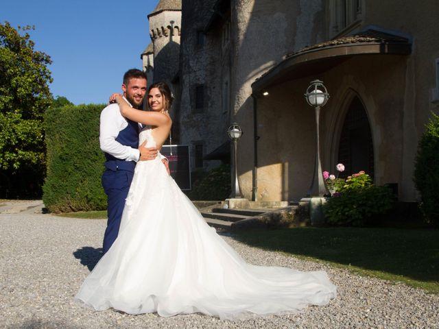 Le mariage de Maxence et Maïlys à Thonon-les-Bains, Haute-Savoie 65