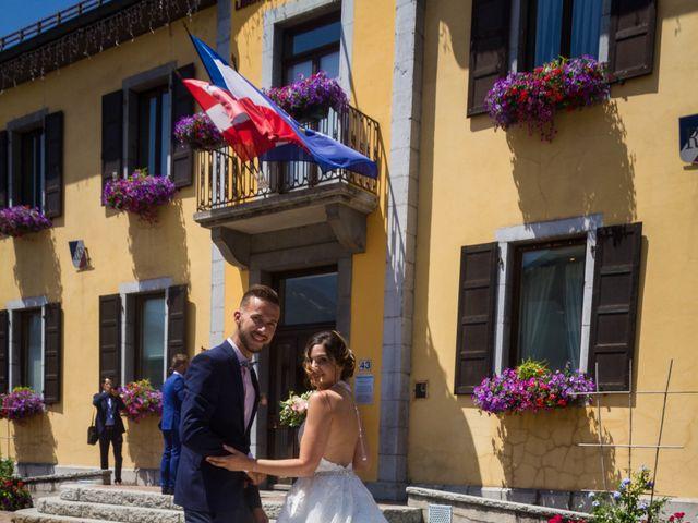 Le mariage de Maxence et Maïlys à Thonon-les-Bains, Haute-Savoie 129