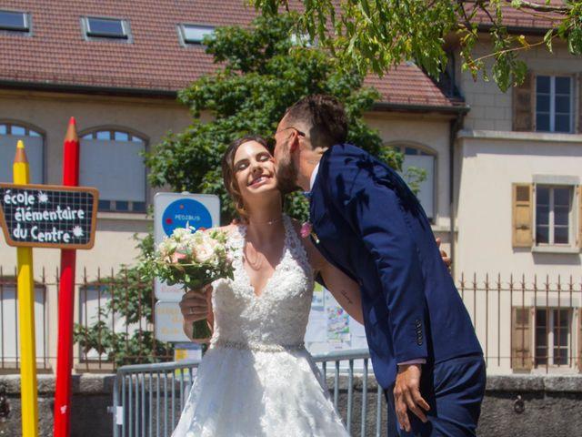Le mariage de Maxence et Maïlys à Thonon-les-Bains, Haute-Savoie 130