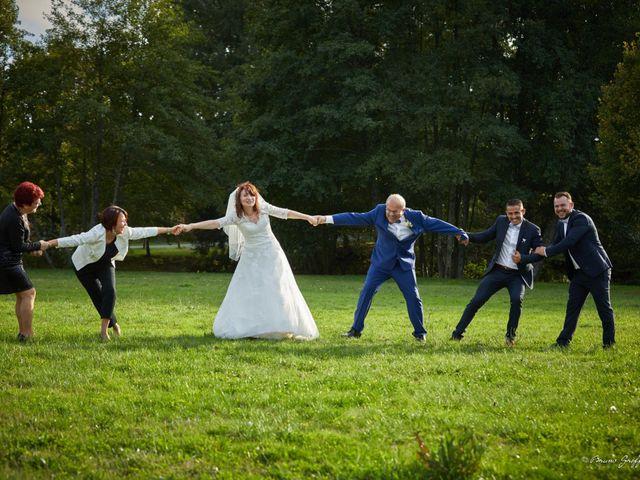 Le mariage de Eric et Annie à Guéret, Creuse 6