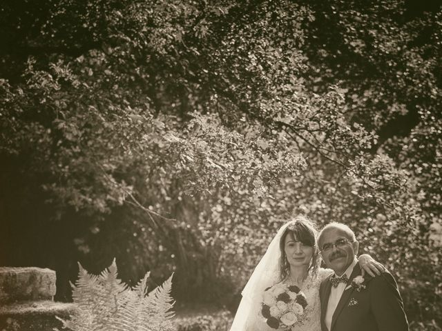 Le mariage de Eric et Annie à Guéret, Creuse 9
