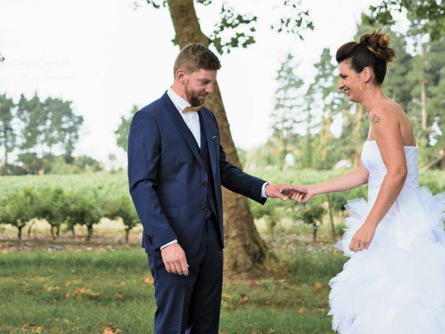 Le mariage de David et Céline à Tillières, Maine et Loire 3