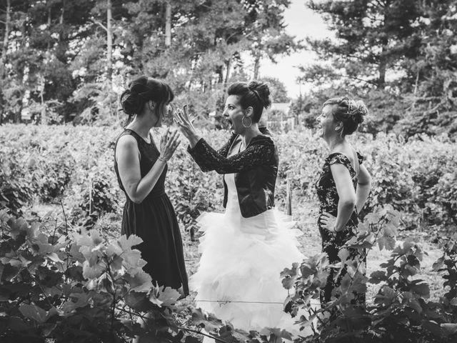 Le mariage de David et Céline à Tillières, Maine et Loire 7
