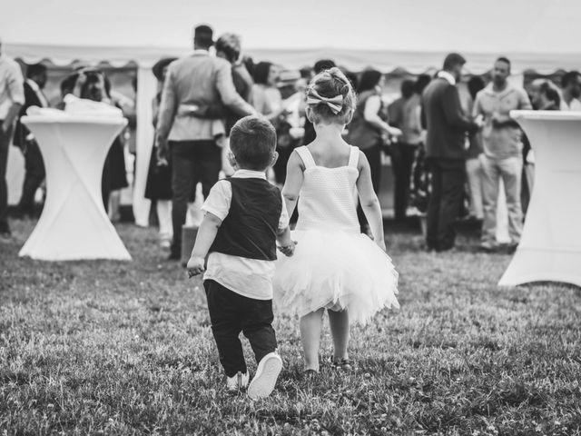 Le mariage de David et Céline à Tillières, Maine et Loire 11