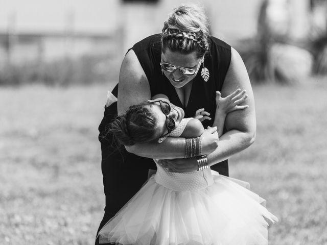 Le mariage de David et Céline à Tillières, Maine et Loire 10
