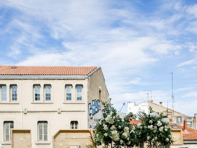 Le mariage de Fabien et Cécile à Montpellier, Hérault 10