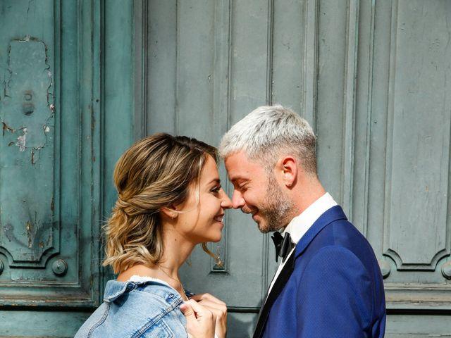 Le mariage de Fabien et Cécile à Montpellier, Hérault 35