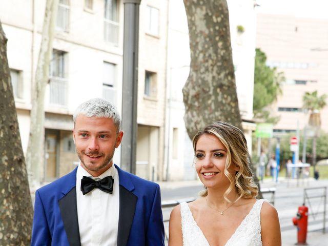 Le mariage de Fabien et Cécile à Montpellier, Hérault 50
