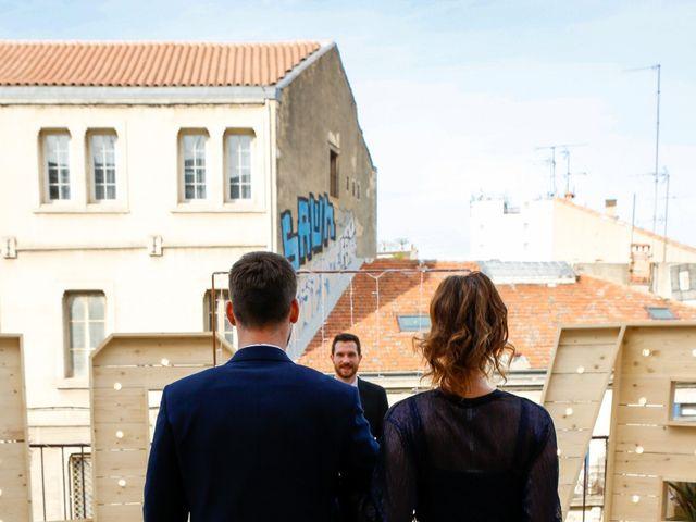 Le mariage de Fabien et Cécile à Montpellier, Hérault 53