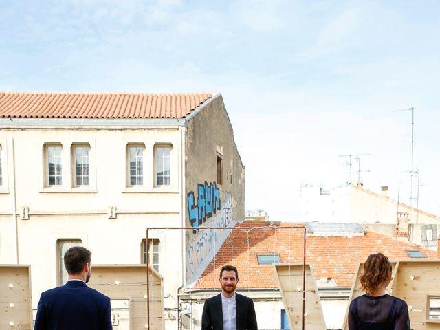 Le mariage de Fabien et Cécile à Montpellier, Hérault 54