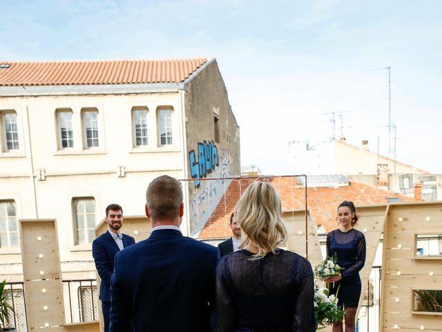 Le mariage de Fabien et Cécile à Montpellier, Hérault 56