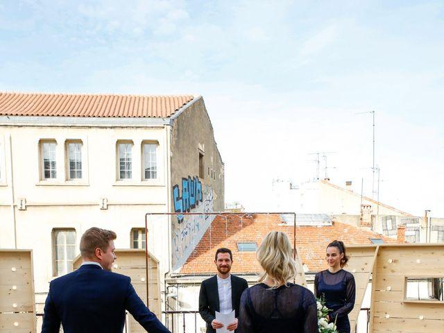 Le mariage de Fabien et Cécile à Montpellier, Hérault 57