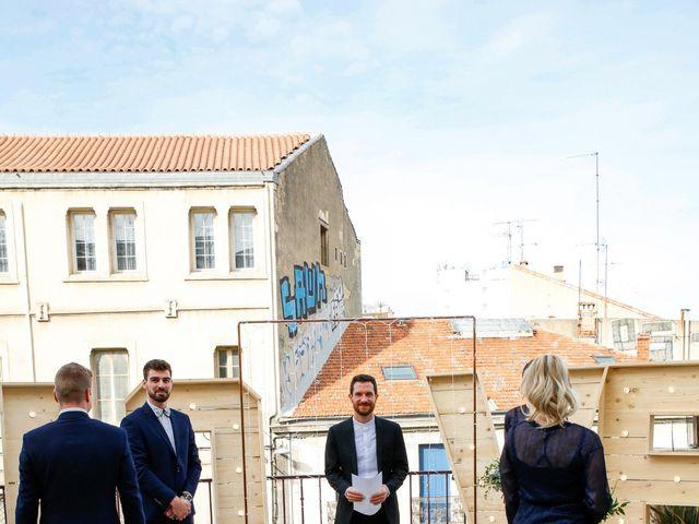 Le mariage de Fabien et Cécile à Montpellier, Hérault 58
