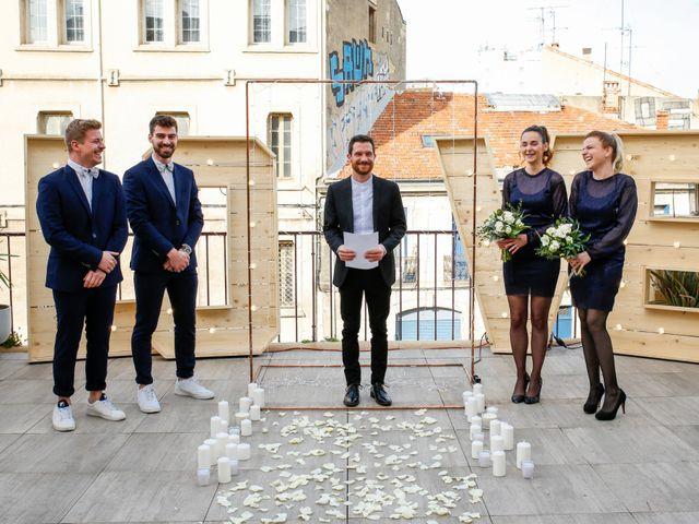 Le mariage de Fabien et Cécile à Montpellier, Hérault 60